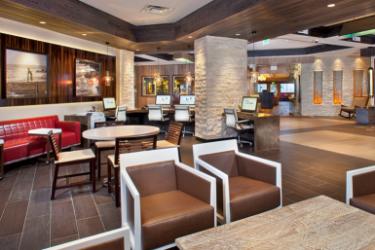 Hotel Cape Rey Carlsbad, A Hilton Resort: Internet Point CARLSBAD (CA)