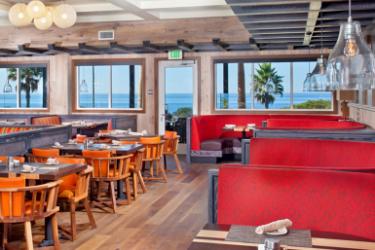 Hotel Cape Rey Carlsbad, A Hilton Resort: Restaurant CARLSBAD (CA)