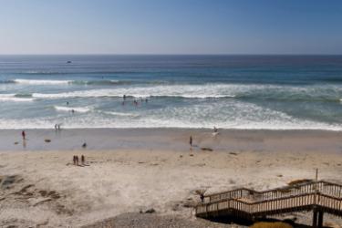 Hotel Cape Rey Carlsbad, A Hilton Resort: Strand CARLSBAD (CA)