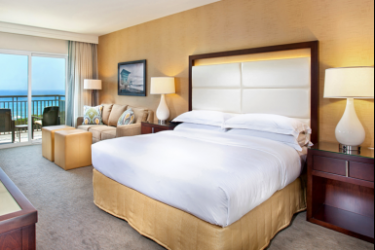 Hotel Cape Rey Carlsbad, A Hilton Resort: Superiorzimmer CARLSBAD (CA)