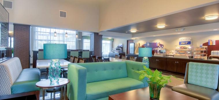 Hotel Holiday Inn Express Carlsbad Beach: Hall d'entrée CARLSBAD (CA)