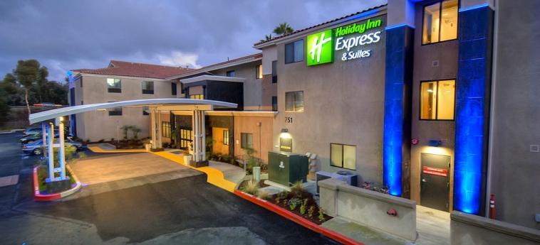 Hotel Holiday Inn Express Carlsbad Beach: Photo descriptive CARLSBAD (CA)