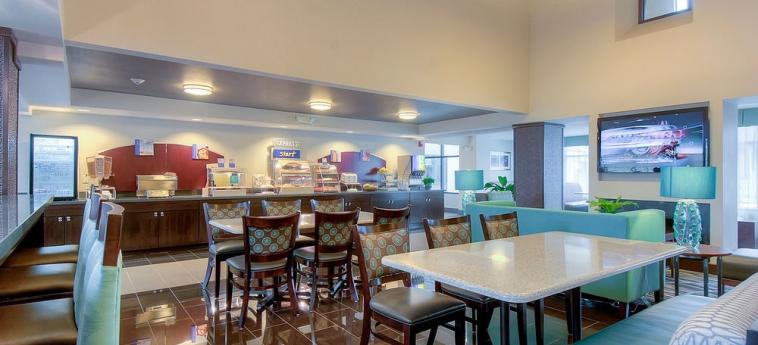Hotel Holiday Inn Express Carlsbad Beach: Restaurant CARLSBAD (CA)