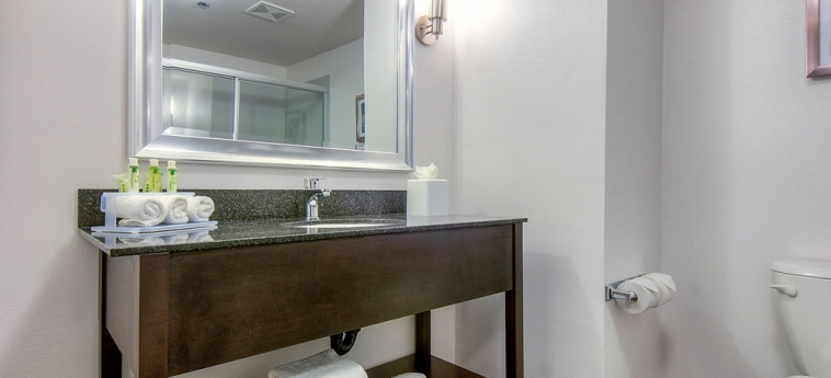 Hotel Holiday Inn Express Carlsbad Beach: Salle de Bains CARLSBAD (CA)