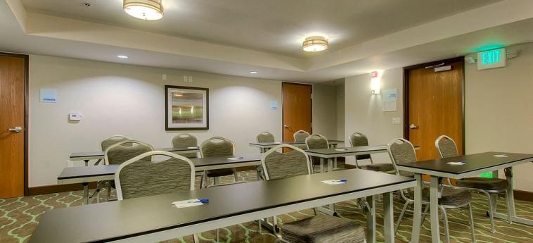 Hotel Holiday Inn Express Carlsbad Beach: Salle meeting CARLSBAD (CA)