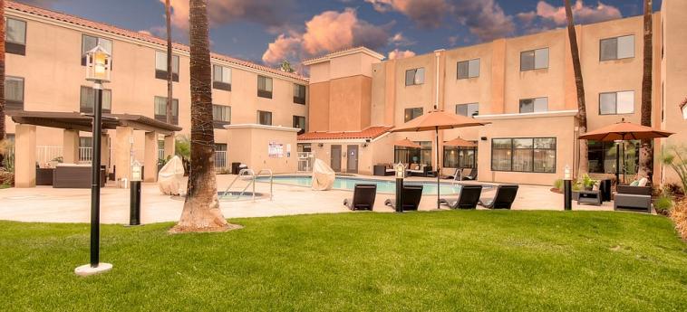 Hotel Holiday Inn Express Carlsbad Beach: Aussen Pool CARLSBAD (CA)