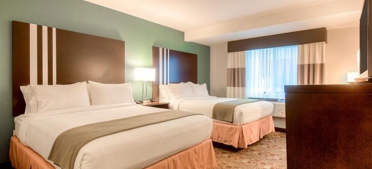 Hotel Holiday Inn Express Carlsbad Beach: Gastzimmer Blick CARLSBAD (CA)