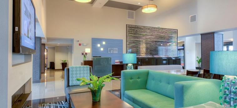 Hotel Holiday Inn Express Carlsbad Beach: Lobby CARLSBAD (CA)