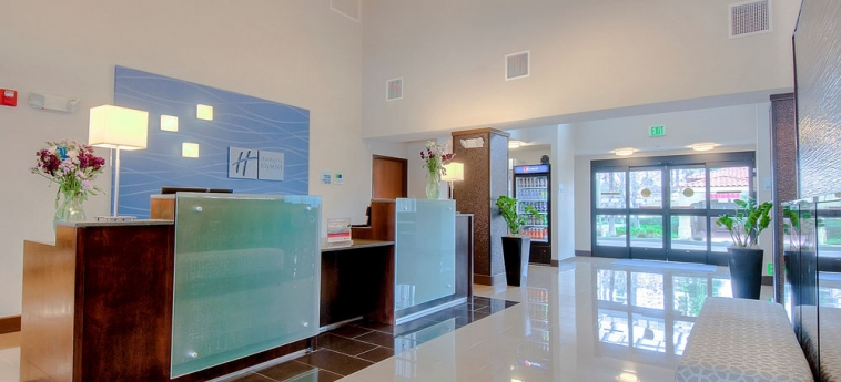Hotel Holiday Inn Express Carlsbad Beach: Reception CARLSBAD (CA)
