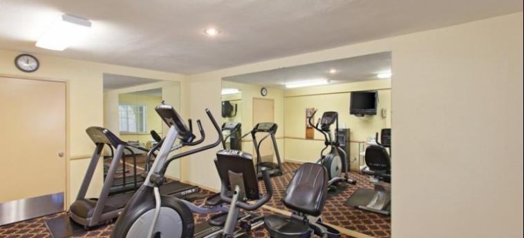 Hotel La Quinta Inn & Suites San Diego Carlsbad: Gimnasio CARLSBAD (CA)