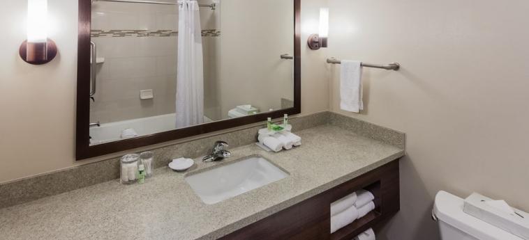 Hotel Holiday Inn Express & Suites: Area para fiesta de cumpleaños CARPINTERIA (CA)
