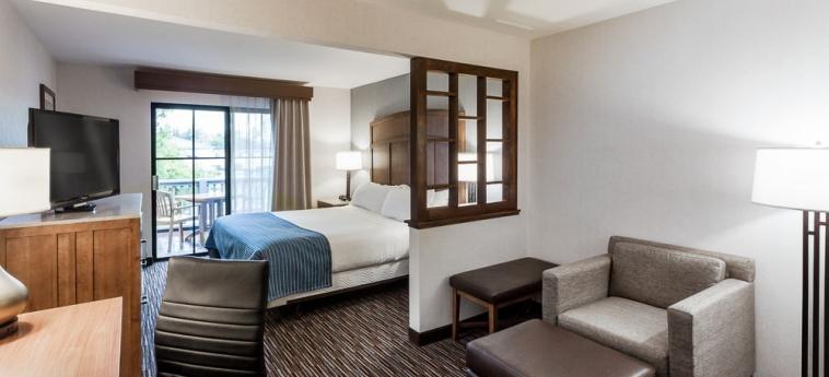Hotel Holiday Inn Express & Suites: Habitaciòn CARPINTERIA (CA)
