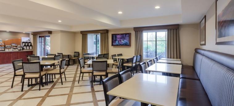 Hotel Holiday Inn Express & Suites: Restaurante CARPINTERIA (CA)
