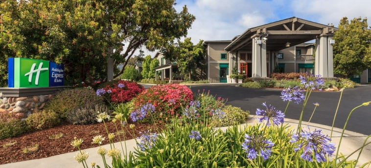 Hotel Holiday Inn Express & Suites: Terrenos de propiedad  CARPINTERIA (CA)