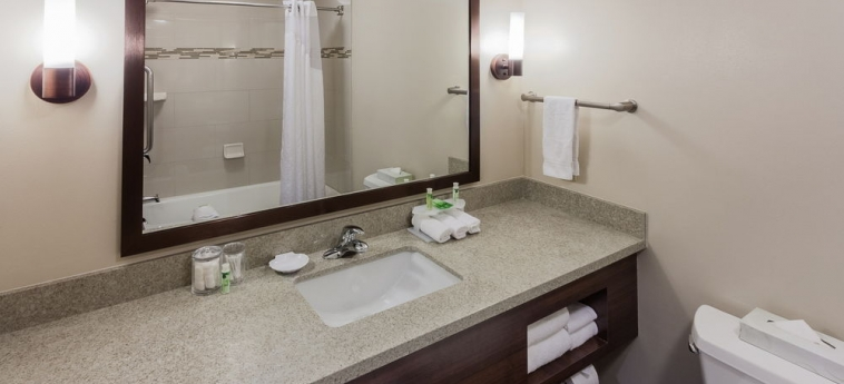 Hotel Holiday Inn Express & Suites: Area per feste di compleanno CARPINTERIA (CA)