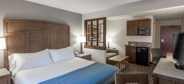 Hotel Holiday Inn Express & Suites: Camera degli ospiti CARPINTERIA (CA)