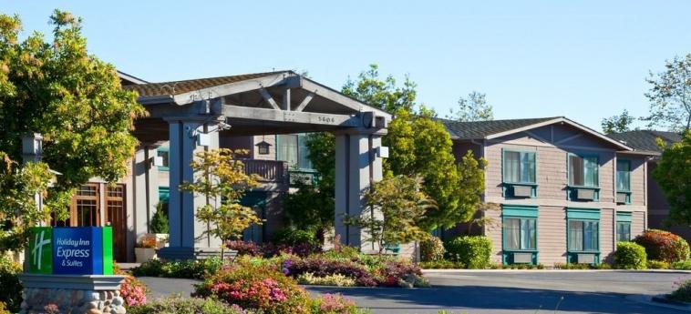 Hotel Holiday Inn Express & Suites: Esterno CARPINTERIA (CA)