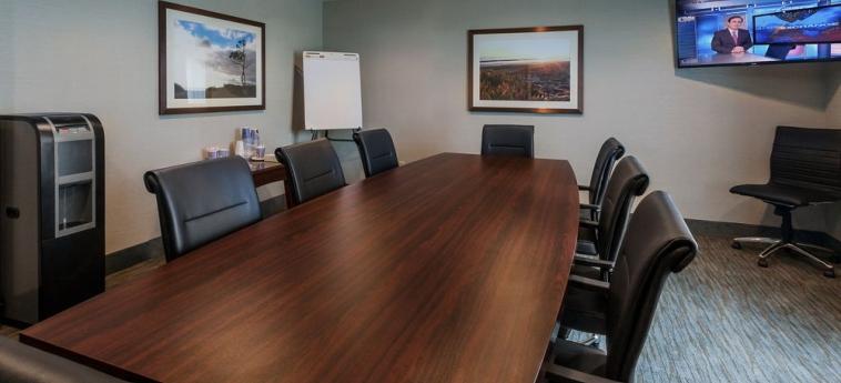 Hotel Holiday Inn Express & Suites: Struttura per riunioni CARPINTERIA (CA)