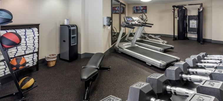 Hotel Holiday Inn Express & Suites: Fitness facility CARPINTERIA (CA)