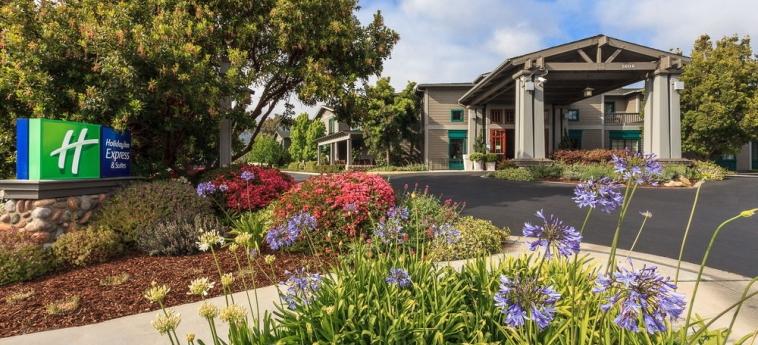 Hotel Holiday Inn Express & Suites: Property Grounds CARPINTERIA (CA)