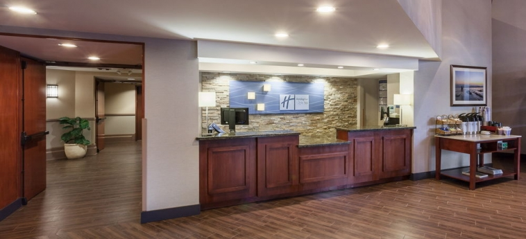 Hotel Holiday Inn Express & Suites: Reception CARPINTERIA (CA)