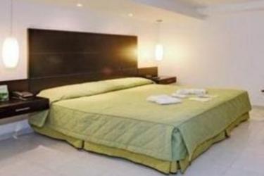 Hotel Capilla Del Mar: Camera Matrimoniale/Doppia CARTAGENA