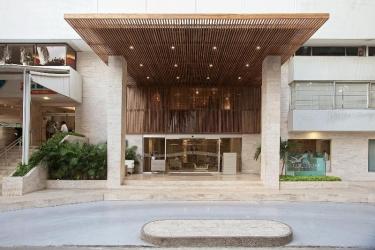 Hotel Capilla Del Mar: Esterno CARTAGENA