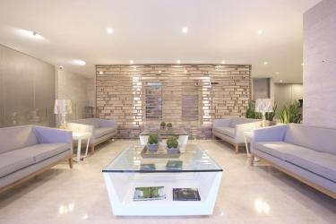 Hotel Capilla Del Mar: Lobby CARTAGENA