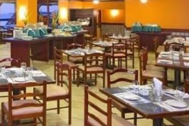 Hotel Capilla Del Mar: Ristorante CARTAGENA