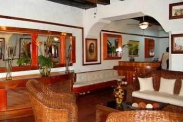 Casa Cabal: Lobby CARTAGENA