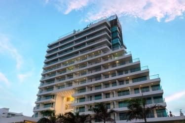 Hotel Sonesta Cartagena: Außen CARTAGENA