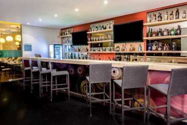 Hotel Sonesta Cartagena: Bar CARTAGENA