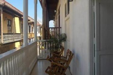 Hotel Puertas De Cartagena: Balcony CARTAGENA