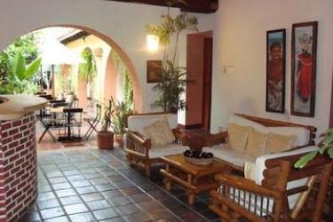 Hotel Puertas De Cartagena: Entrada CARTAGENA