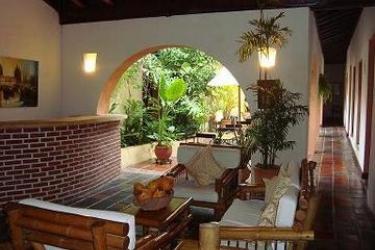 Hotel Puertas De Cartagena: Hall CARTAGENA