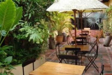 Hotel Puertas De Cartagena: Jardín CARTAGENA