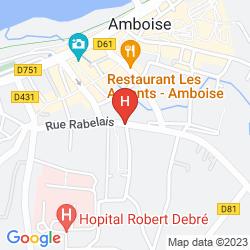 Plan LE CLOS D'AMBOISE
