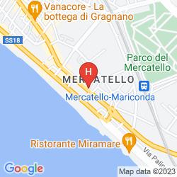 Plan ALBERGO FIORENZA