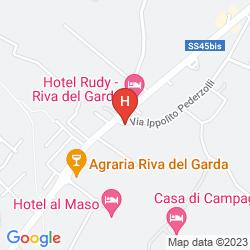 Plan ALBERGO AL MASO