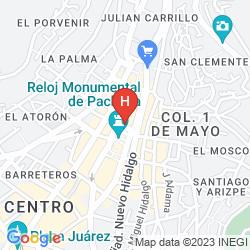 Plan HOTEL CIROS