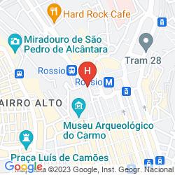 Plan PENSAO SANTO TIRSO