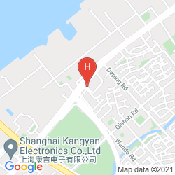Plan WYNDHAM GRAND PLAZA ROYALE ORIENTAL SHANGHAI