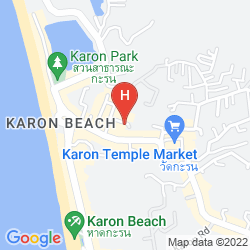 Plan NOVOTEL PHUKET KARON BEACH RESORT AND SPA