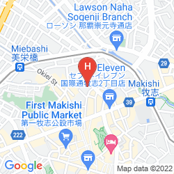 Plan NAHA CENTRAL HOTEL
