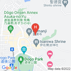 Plan HOTEL CHAHARU