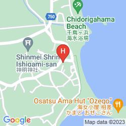 Plan HOTEL MATSUNAMI
