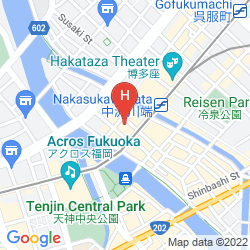 Plan IP CITY HOTEL FUKUOKA