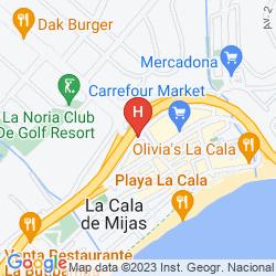 Plan APARTAMENTOS ATALAYAS DE RIVIERA