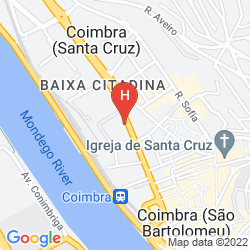 Plan STAY HOTEL COIMBRA CENTRO