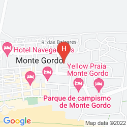 Plan MONTE GORDO HOTEL APARTAMENTOS & SPA